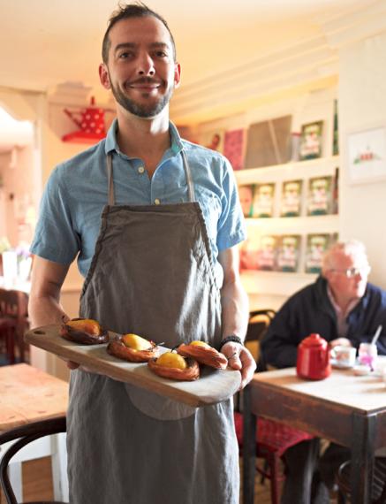 Ard Bia Café at Nimmo's