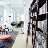 Carol Egan's open-plan, light-filled loft is full of design classics and custom-made pieces.