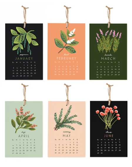 1.Herbs and Spices calendar, €16, Lemonkind