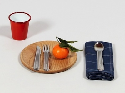 Stamp Cutlery by Toms Alonso