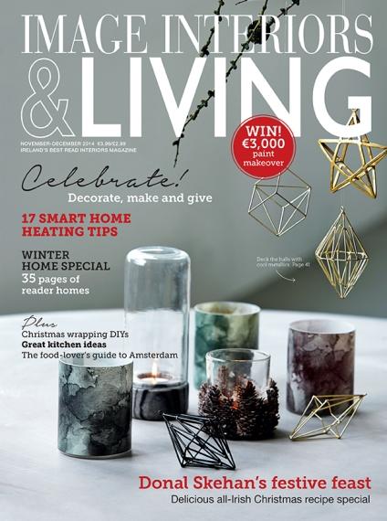 Interiors Cover NOV/DEC 2014
