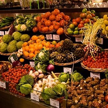Fruit & Vegetables Market