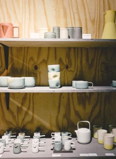 Derek Wilson ceramics