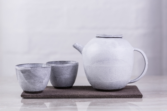 The Fired Vessel tableware range