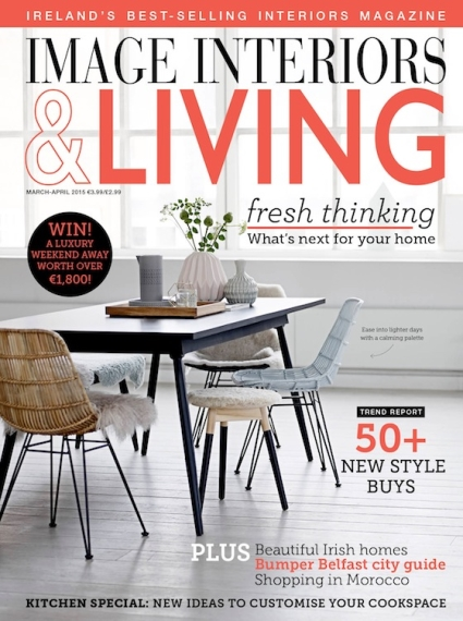 March-April issue cover