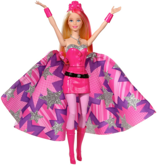 superhero barbie