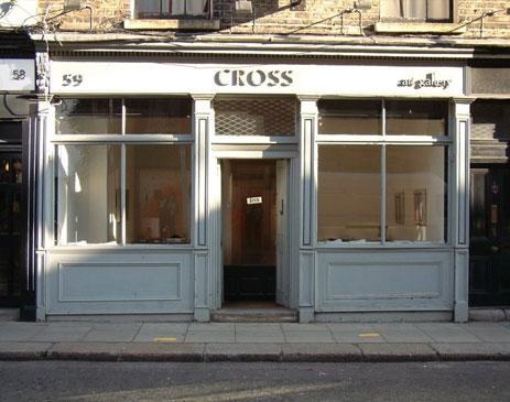 Cross Gallery and Café