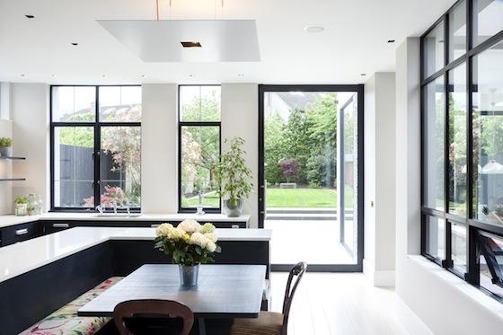 Dublin 6 kitchen designed by Porter & Jones