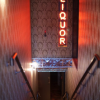 The inviting entrance to The Liquor Rooms, hosting Cocktails+Interiors this Wednesday