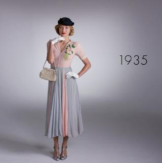 Watch: 100 Years of Fashion