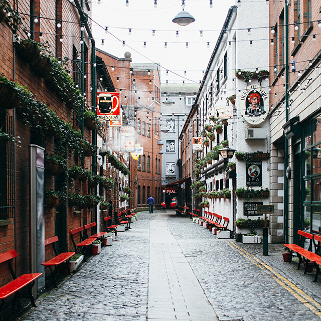 3 great places to stay in Belfast