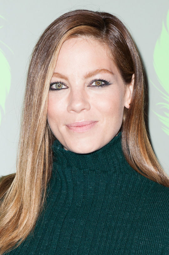 Michelle Monaghan Ombre Eyebrows - GETTY