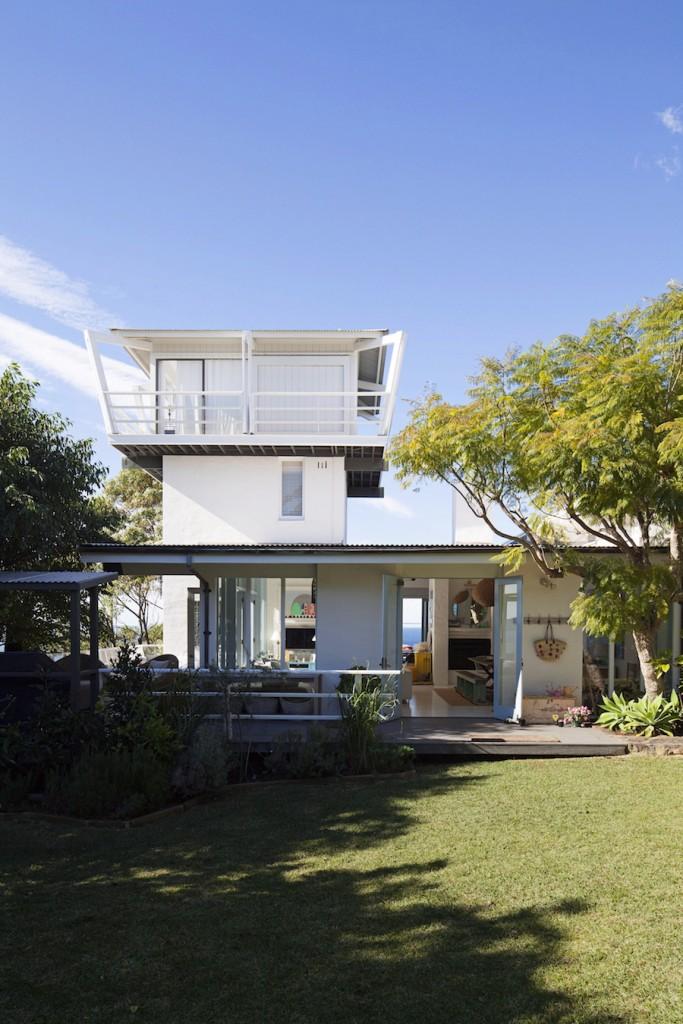 Paddo to Palmy beach house