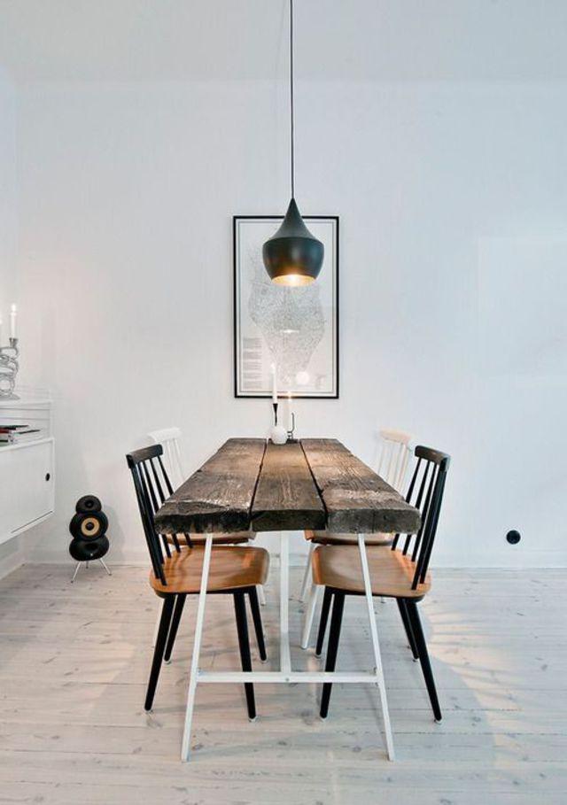 A sculptural Beat light by Tom Dixon – image.ie/interiors
