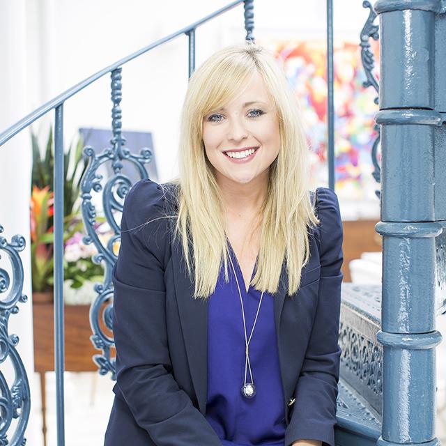 Inside the home of interior designer Roisin Lafferty