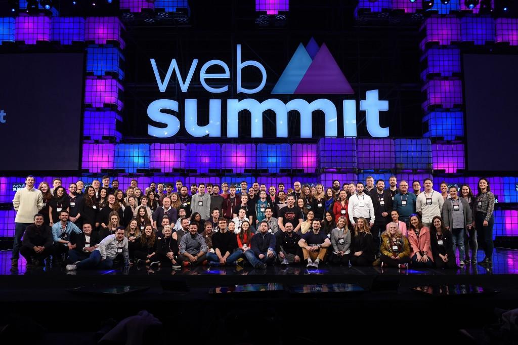 The team behind Web Summit