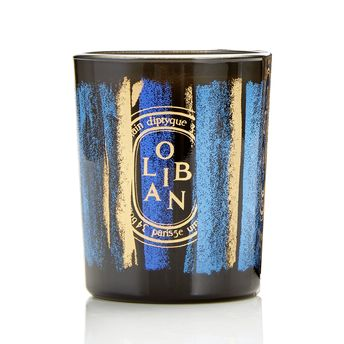 Diptyque's Oliban 190g candle, €58