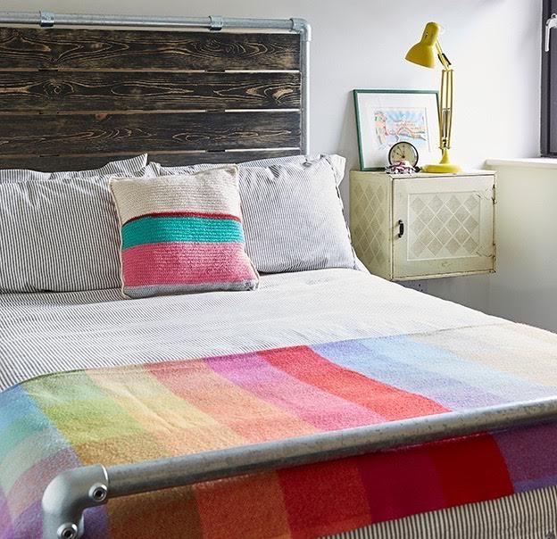 Avril Rankin-Wilson's bedroom 2015