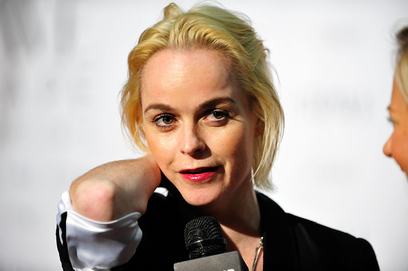 SAN DIEGO, CA - JULY 10: Actress Taryn Manning attends the Crave Escape at Comic-Con International 2015 onboard the USS Midway on July 10, 2015 in San Diego, California. (Photo by Jerod Harris/Getty Images for CraveOnline)