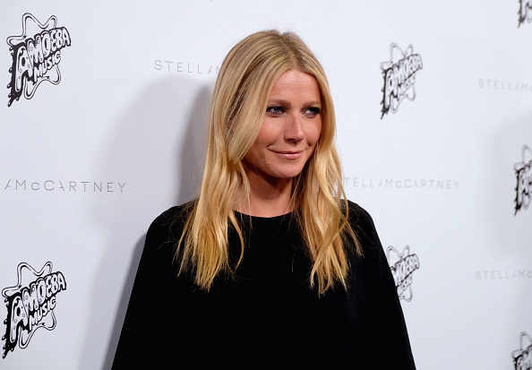 LOS ANGELES, CA - JANUARY 12: Actress Gwyneth Paltrow attends Stella McCartney Autumn 2016 Presentation at Amoeba Music on January 12, 2016 in Los Angeles, California. (Photo by Frazer Harrison/Getty Images)
