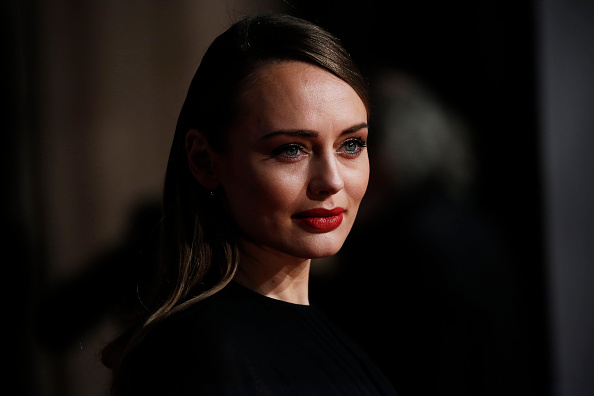 LONDON, ENGLAND - FEBRUARY 14: Laura Haddock attends the EE British Academy Film Awards at The Royal Opera House on February 14, 2016 in London, England. (Photo by John Phillips/Getty Images)