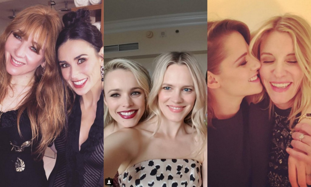 The Celebrity Make-Up Artists You Need To Follow On ... Rachel Mcadams Instagram