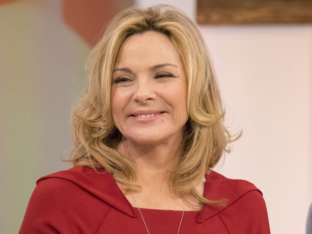 Kim Cattrall Opens Up About Her Battle With Insomnia - Image Magazine Kim Cattrall