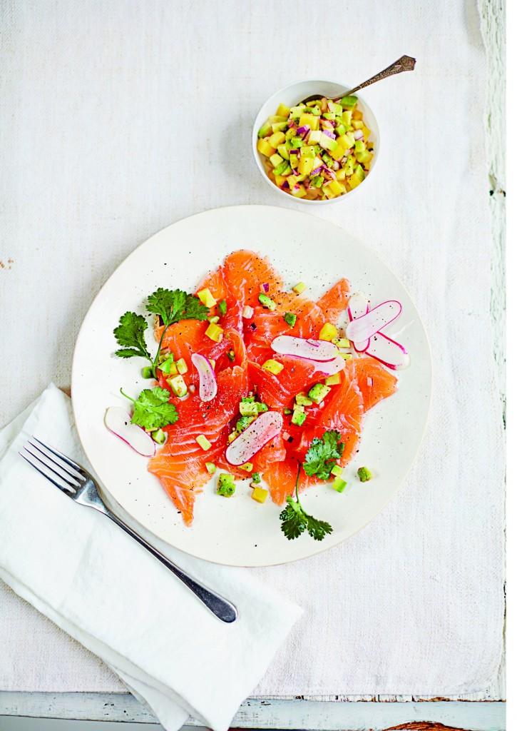 Mezcal-cured salmon2