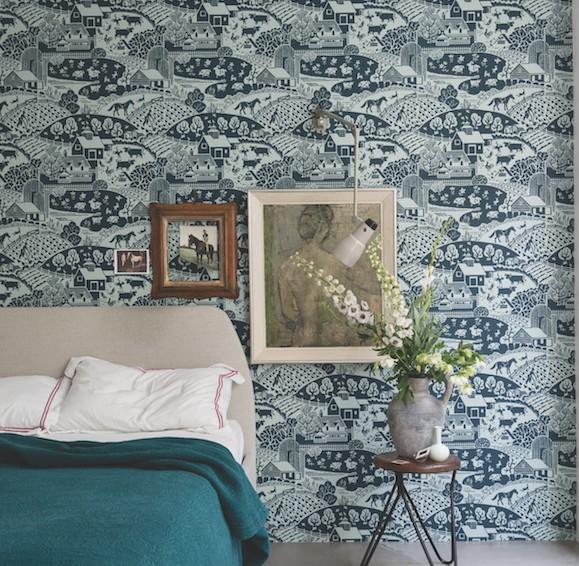 Gable Wallpaper Farrow & Ball